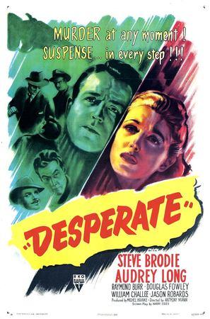 Desperate - Movie Poster (thumbnail)