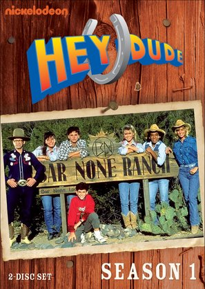 """Hey Dude"" - DVD movie cover (thumbnail)"