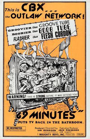 69 Minutes - Movie Poster (thumbnail)