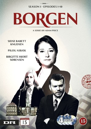 """Borgen"" - Danish Movie Cover (thumbnail)"