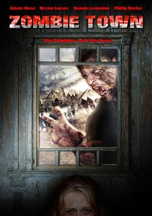 Zombie Town - poster (thumbnail)