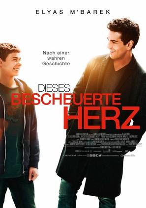 Dieses bescheuerte Herz - German Movie Poster (thumbnail)