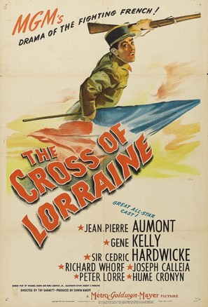 The Cross of Lorraine - Movie Poster (thumbnail)
