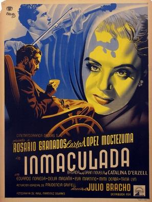 Inmaculada - Mexican Movie Poster (thumbnail)