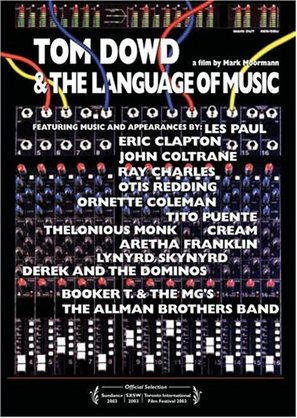 Tom Dowd & the Language of Music - poster (thumbnail)