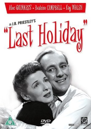 Last Holiday - British DVD cover (thumbnail)