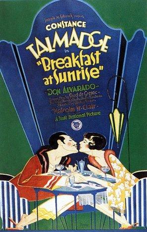 Breakfast at Sunrise - Movie Poster (thumbnail)