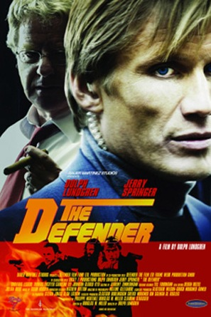 The Defender - Movie Poster (thumbnail)