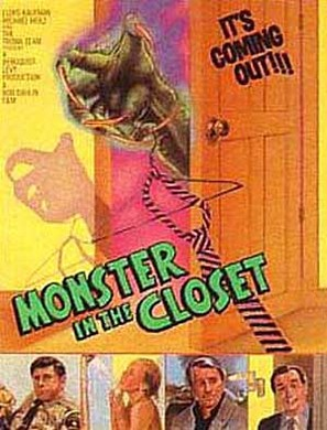 Monster in the Closet - Movie Poster (thumbnail)