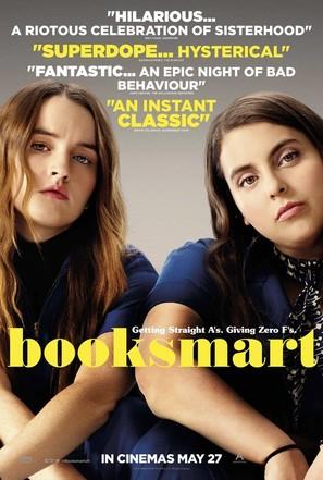 Booksmart - British Movie Poster (thumbnail)