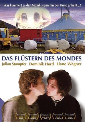 Das Flüstern des Mondes - German Movie Poster (thumbnail)