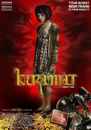 Keramat - Indonesian Movie Poster (thumbnail)