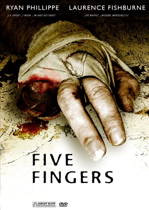Five Fingers - poster (thumbnail)
