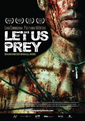 Let Us Prey - British Movie Poster (thumbnail)