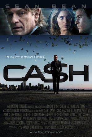Ca$h - Movie Poster (thumbnail)