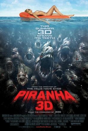 Piranha - Movie Poster (thumbnail)