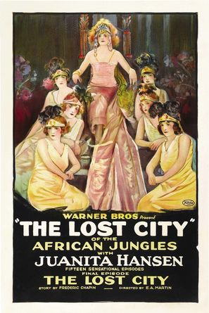 The Lost City - Movie Poster (thumbnail)