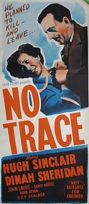 No Trace - Australian Movie Poster (thumbnail)