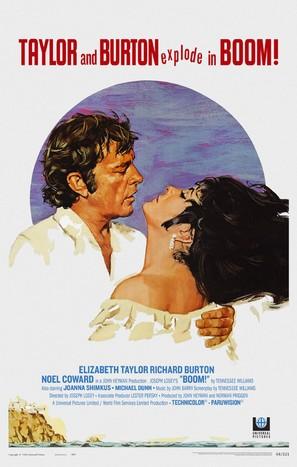Boom - Movie Poster (thumbnail)