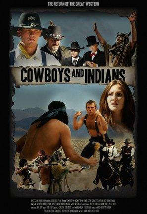 Cowboys & Indians - Movie Poster (thumbnail)