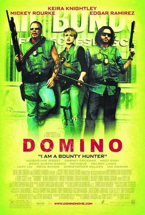 Domino - Movie Poster (thumbnail)