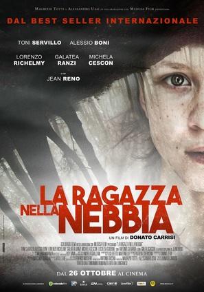 La ragazza nella nebbia - Italian Movie Poster (thumbnail)