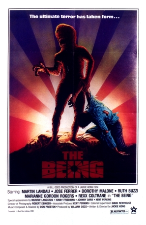 The Being - Movie Poster (thumbnail)