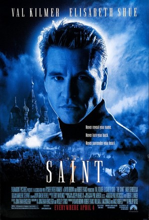 The Saint - Movie Poster (thumbnail)