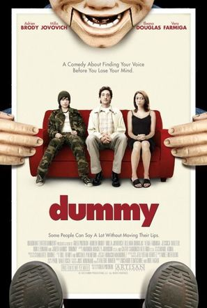Dummy - Movie Poster (thumbnail)