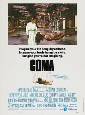 Coma - Movie Poster (thumbnail)