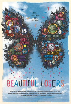 Beautiful Losers - Movie Poster (thumbnail)