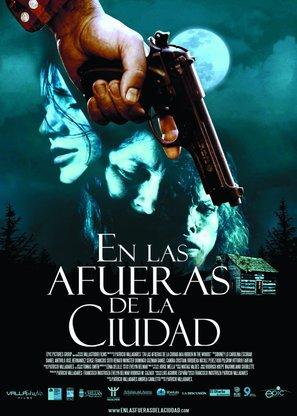 En las afueras de la ciudad - Chilean Movie Poster (thumbnail)