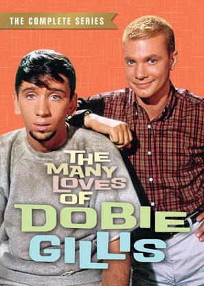 """The Many Loves of Dobie Gillis"" - DVD cover (thumbnail)"