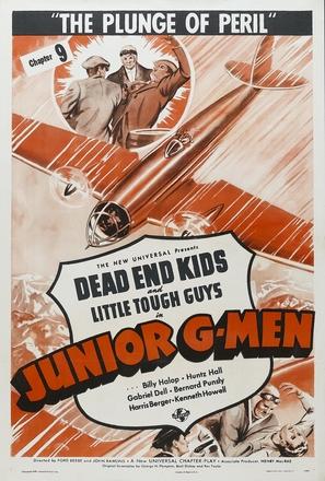 Junior G-Men - Movie Poster (thumbnail)