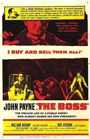 The Boss - Movie Poster (thumbnail)