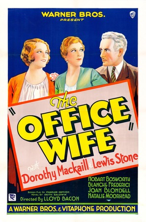 The Office Wife - Movie Poster (thumbnail)