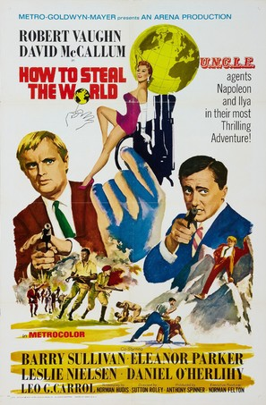 How to Steal the World - Movie Poster (thumbnail)