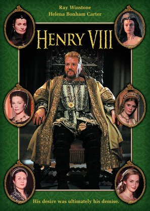 Henry VIII - DVD movie cover (thumbnail)
