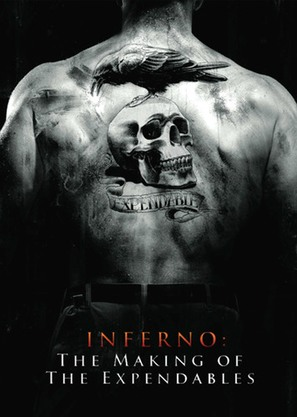 Inferno: The Making of 'The Expendables' - Movie Poster (thumbnail)