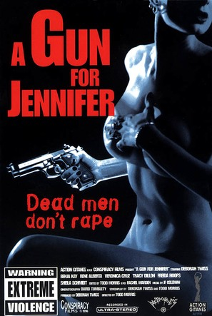 A Gun for Jennifer - poster (thumbnail)