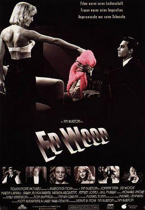 Ed Wood - Movie Poster (thumbnail)