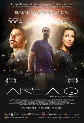 Area Q. - Brazilian Movie Poster (thumbnail)