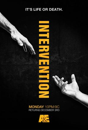 """Intervention"" - Movie Poster (thumbnail)"