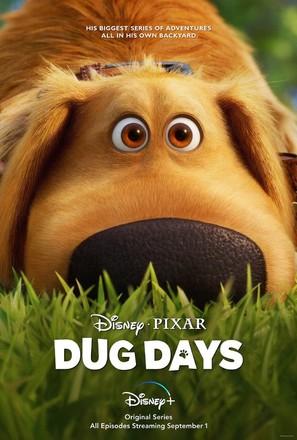 """Dug Days"" - Movie Poster (thumbnail)"