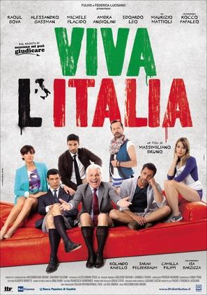 Viva l'Italia - Italian Movie Poster (thumbnail)
