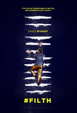 Filth - British Movie Poster (thumbnail)