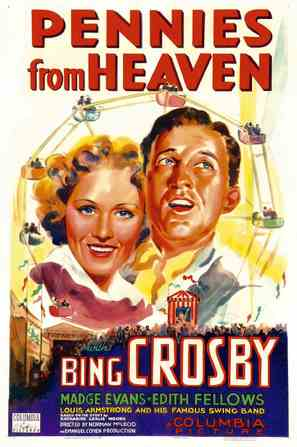 Pennies from Heaven - Movie Poster (thumbnail)