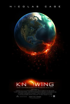 Knowing - Movie Poster (thumbnail)