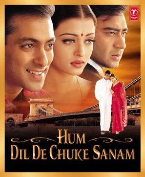 Hum Dil De Chuke Sanam - Indian Movie Poster (thumbnail)
