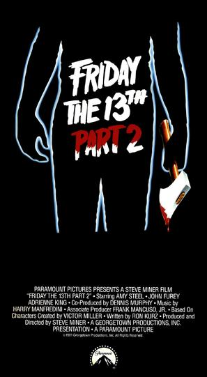 Friday the 13th Part 2 - Movie Poster (thumbnail)